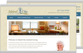 Island City Assisted Living Eyde Company